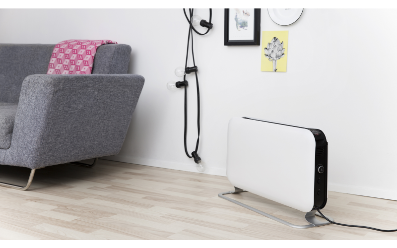Win a Scandi-inspired Mill Convection Heater (SG2000LED)
