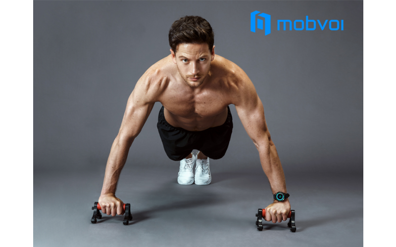 Win the latest fitness smartwatch from Mobvoi, TicWatch C2+