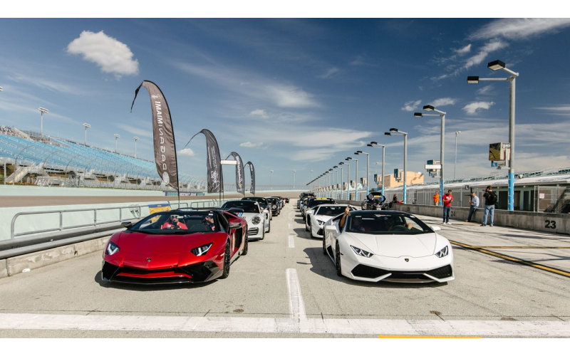 Prize Driving Experience