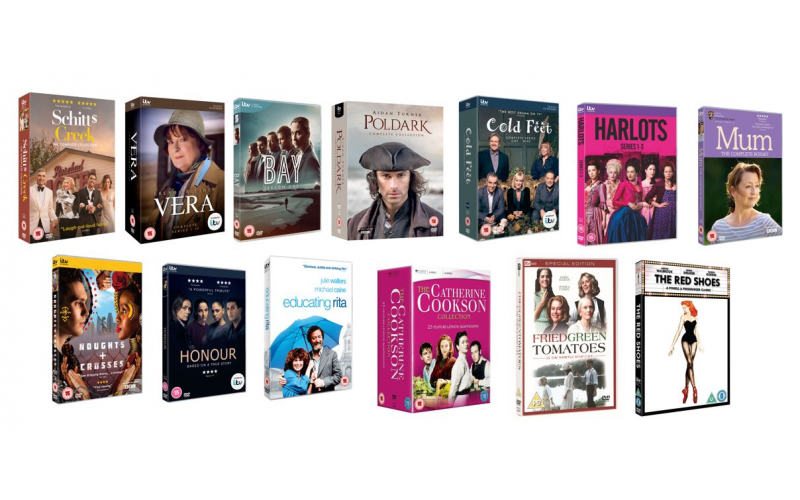 Make this year's Mothering Sunday a special DVD day and win 14 DVD Boxsets for your Mum!