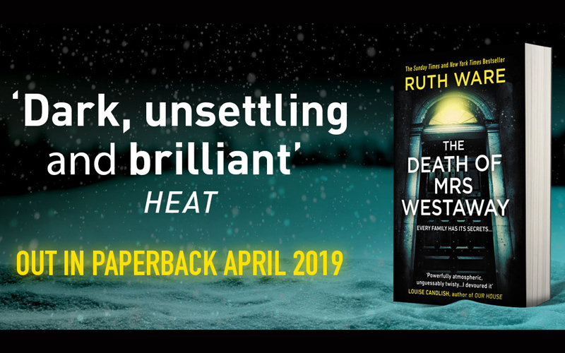 A UK Countryside Escape for Two and Ruth Ware's The Death of Mrs Westaway