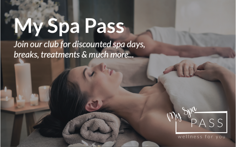 My Spa Pass annual Membership