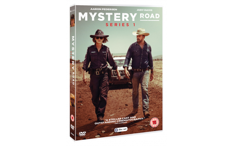 Mystery Road DVDs