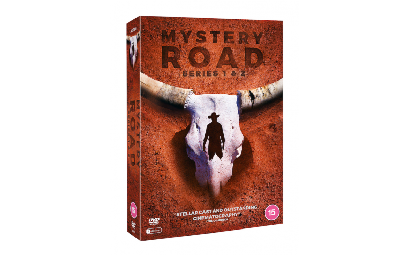 Mystery Road Series 1&2 DVD Box Set