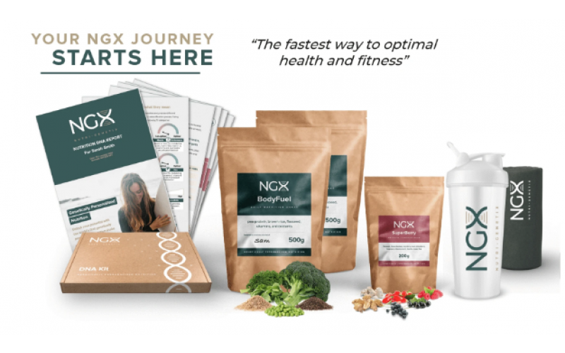Win a DNA Report & DNA Personalised Meal Shake
