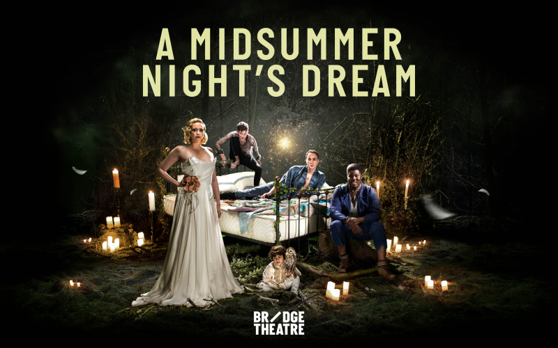 WIN TICKETS TO SEE A MIDSUMMER NIGHT'S DREAM