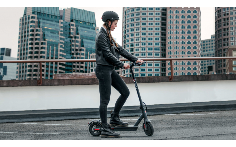 A VICI electric scooter from Net World Sports!