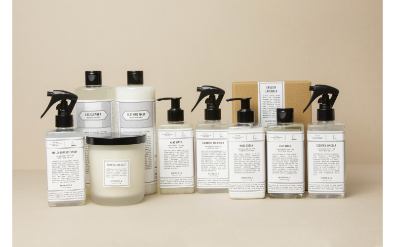 £150 worth of Luxury Products from Norfolk Natural Living