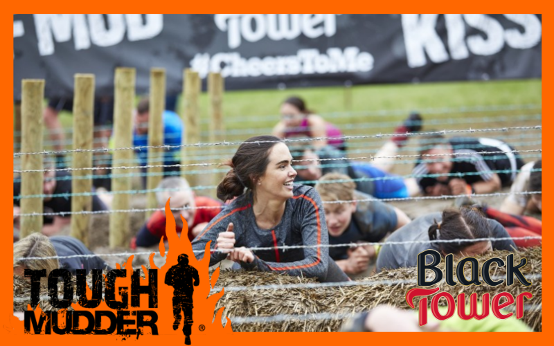 4 e-tickets to Tough Mudder North West