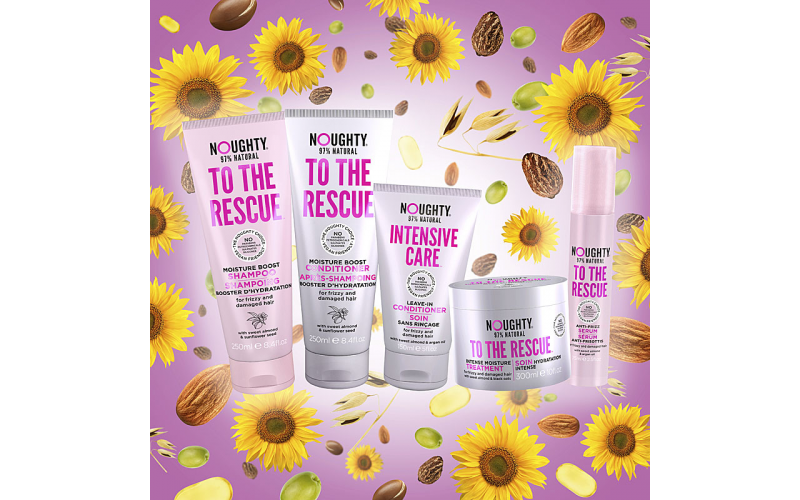 WIN a Noughty Haircare To The Rescue Bundle