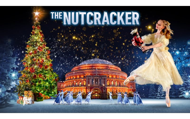 Overnight stay to Birmingham Royal Ballet's The Nutcracker at the Royal Albert Hall