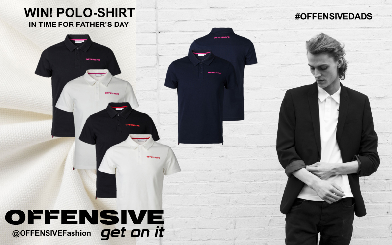 OFFENSIVE Fashion Polo