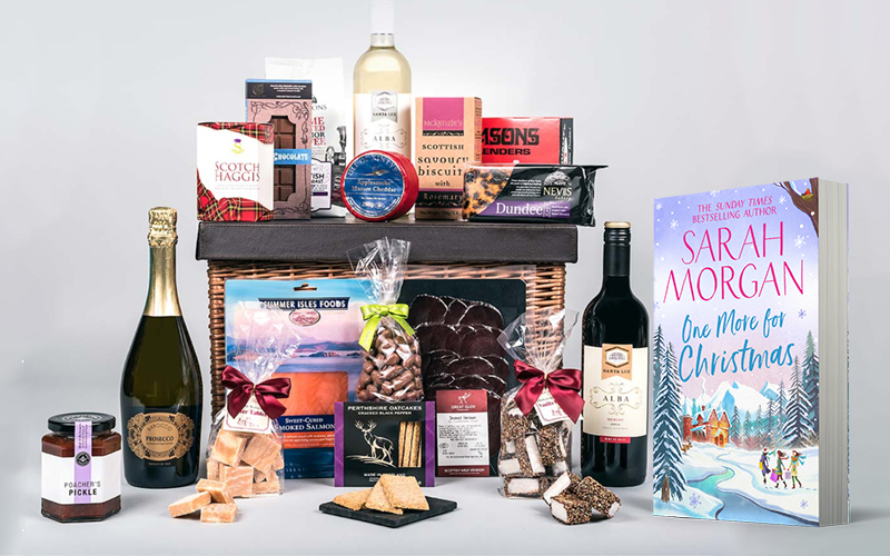 Win a copy of One More for Christmas and a hamper worth £150!