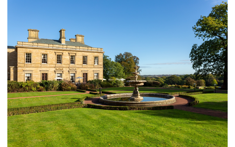 A one night stay at Oulton Hall Hotel with afternoon tea on arrival and a £100 True Instinct website voucher