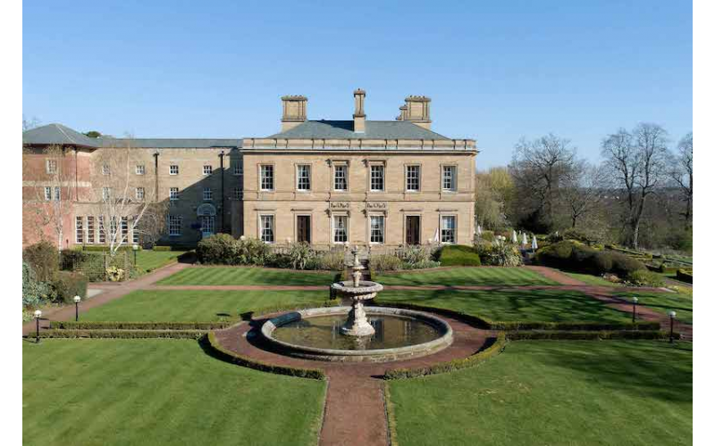 2 Night Stay at Oulton Hall