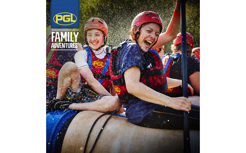 Win an adventure filled family holiday with PGL!