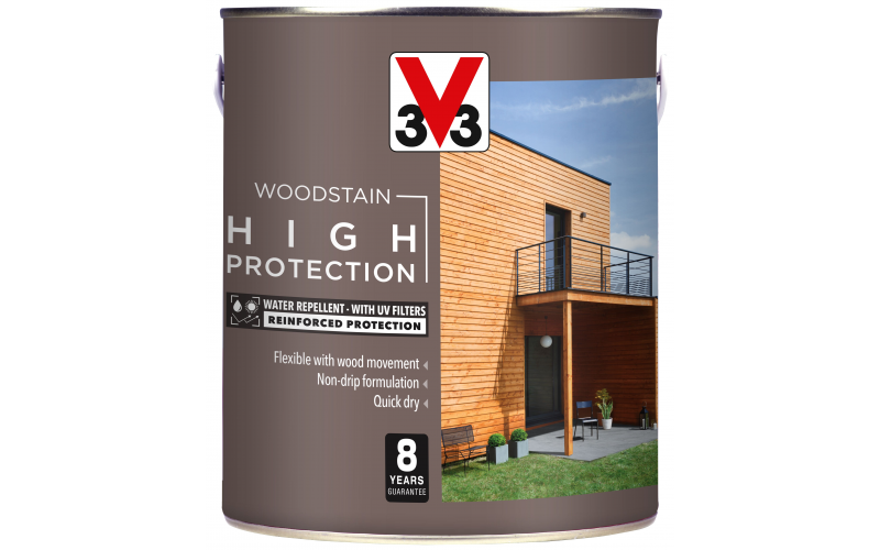 V33 High Protection Woodstain