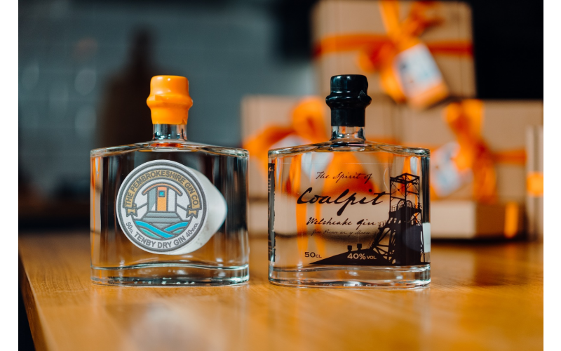 Win a £50 voucher to Pembrokeshire Gin