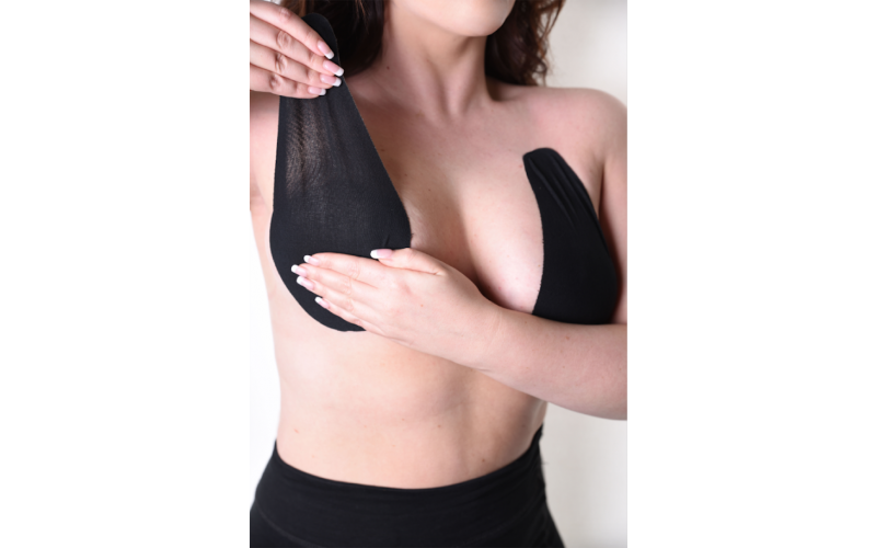 A bumper supply of Perky Pear Breast Lift & Shape Tape