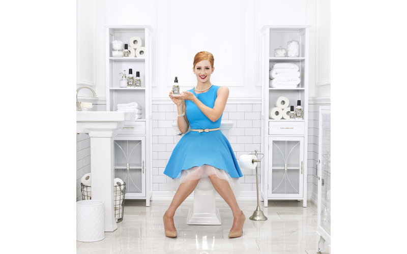Win a Year's Supply of Stink-Fighting All-Natural Poo-Pourri