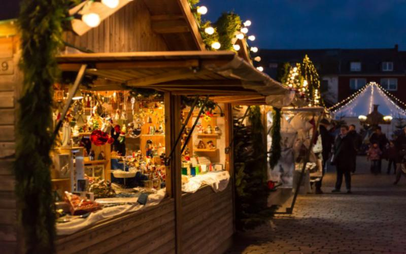 Weekend away to a top UK Christmas Market with Premier Inn