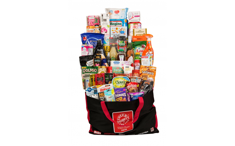 Win a Product of the Year Goody Bag!