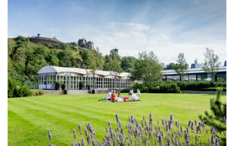 A Royal Botanic Garden Experience in Edinburgh