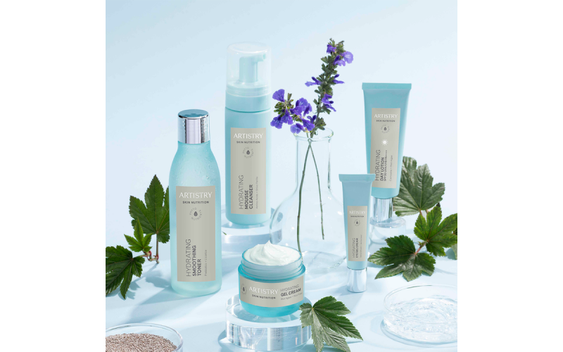 Win the new  Artistry Skin Nutrition Hydrating Range