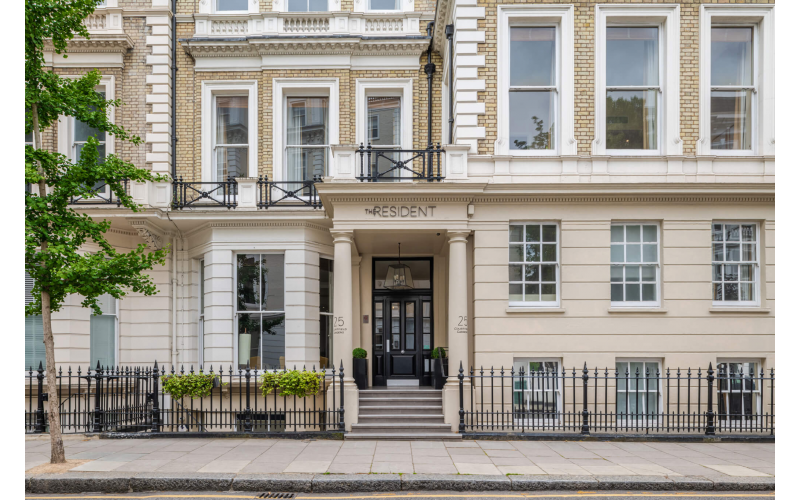 A TWO NIGHT stay at The Resident Kensington