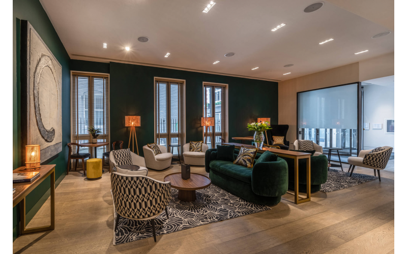 A TWO NIGHT stay at The Resident Soho
