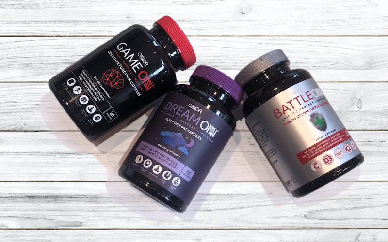 Optimise your Health with ONNOR's Revolutionary  Day & Night Nootropic Supplements whilst Boosting your Immune System.