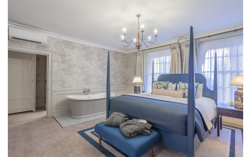 An overnight stay for two at Richmond Hill Hotel