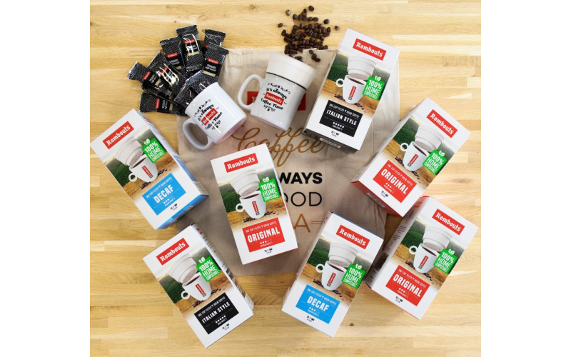 Rombouts Coffee Lover's Bundle