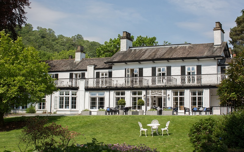 One Night Stay at Rothay Manor