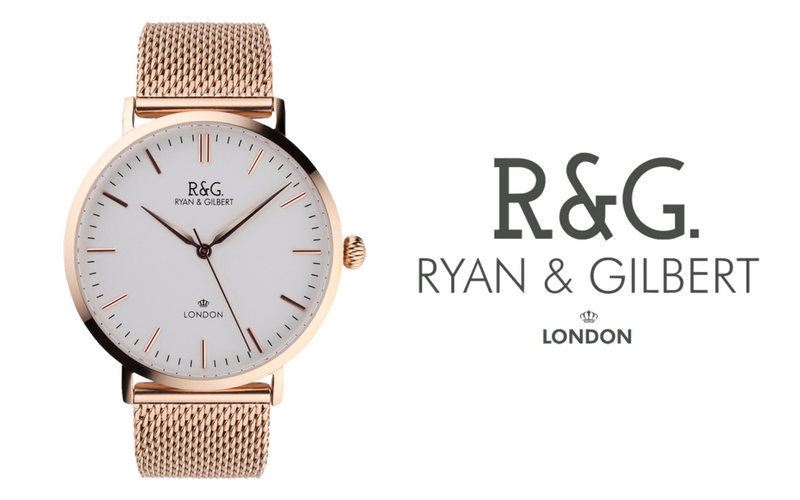 Belgravia English Rose Gold – White Dial