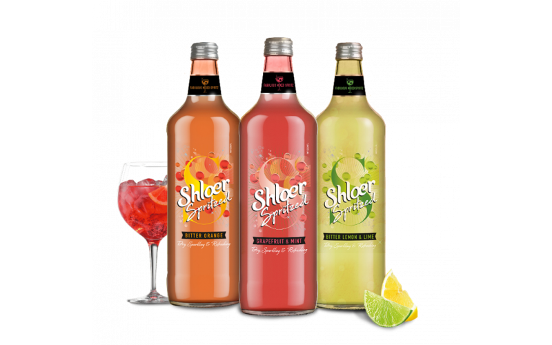 WIN THE ULTIMATE NIGHT OUT WITH NEW SHLOER SPRITZED