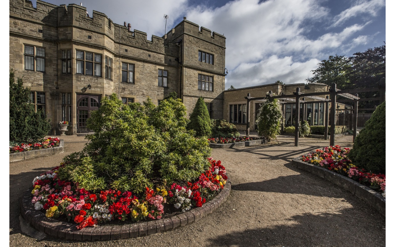 WIN THE ULTIMATE GIN LOVERS TWO NIGHT BREAK AT SLALEY HALL