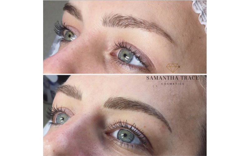 WIN a microblading treatment with Samantha Trace