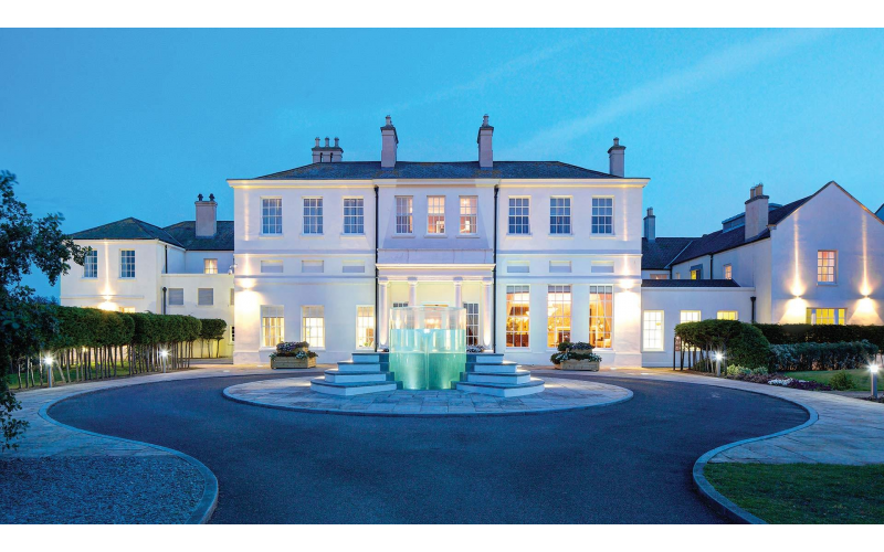 Stay at Seaham Hall, County Durham