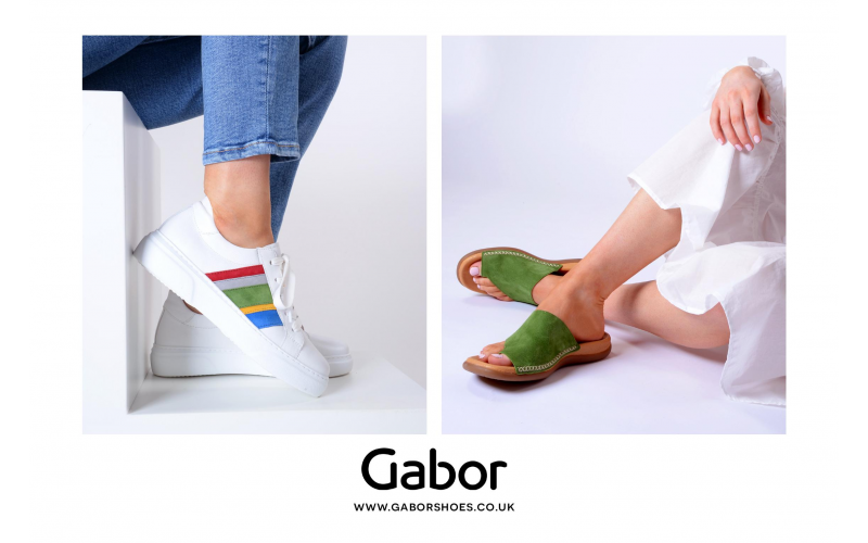 Win £250 to spend online at Gabor Shoes UK!