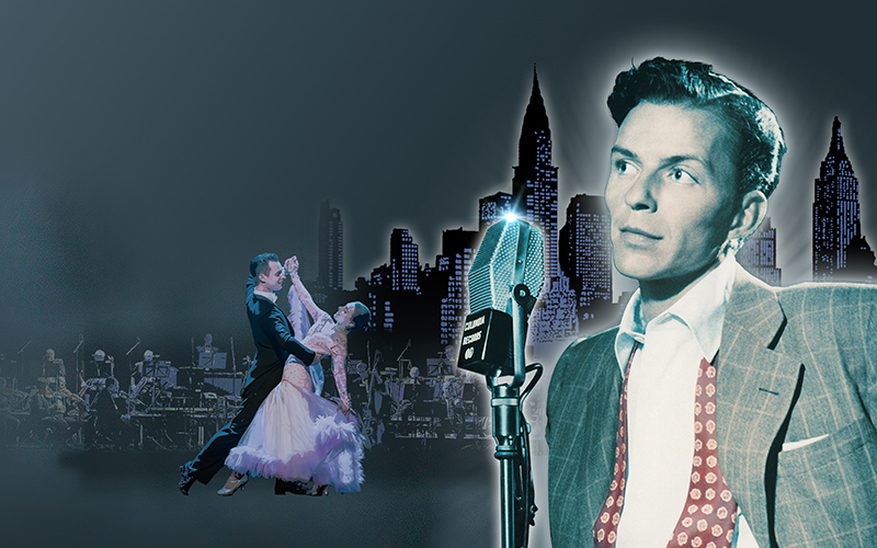 Win tickets to the tour of Simply Sinatra