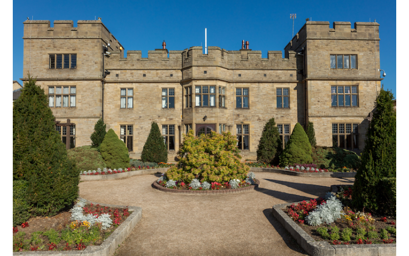 Overnight stay at Slaley Hall