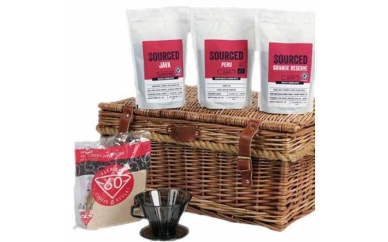 Win a £30 voucher to Sourced Coffee!