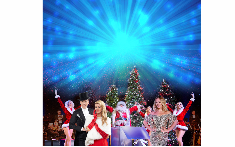 tickets to see Christmas Spectacular