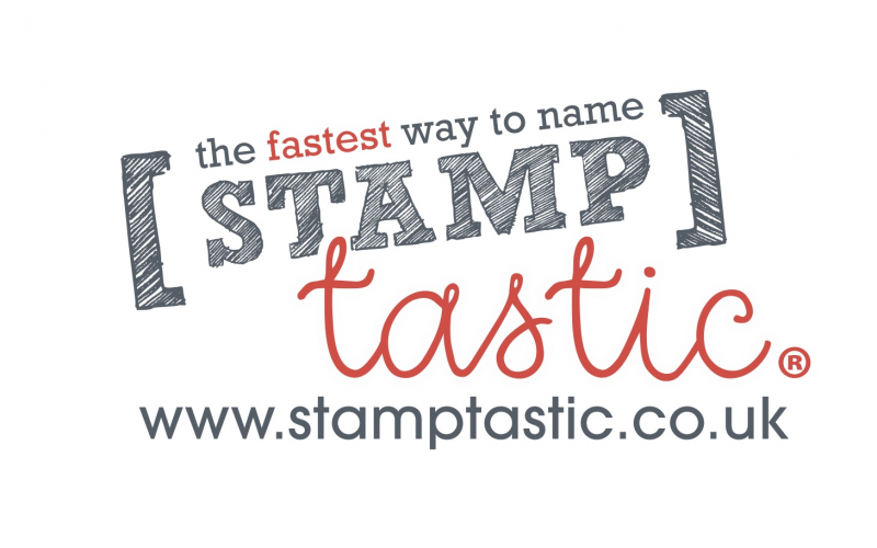 £32 Stamptastic Voucher for 1 x Stamptastic Ink Pad & 2 x Personalised Name Stamps
