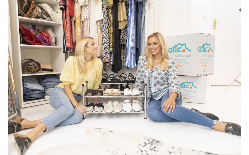 WIN! Style Sisters 1.1 Home Restyling Session to Celebrate  Attic Self Storage Launch