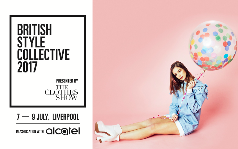 A pair of tickets to British Style Collective and an Alcatel U5 handsets