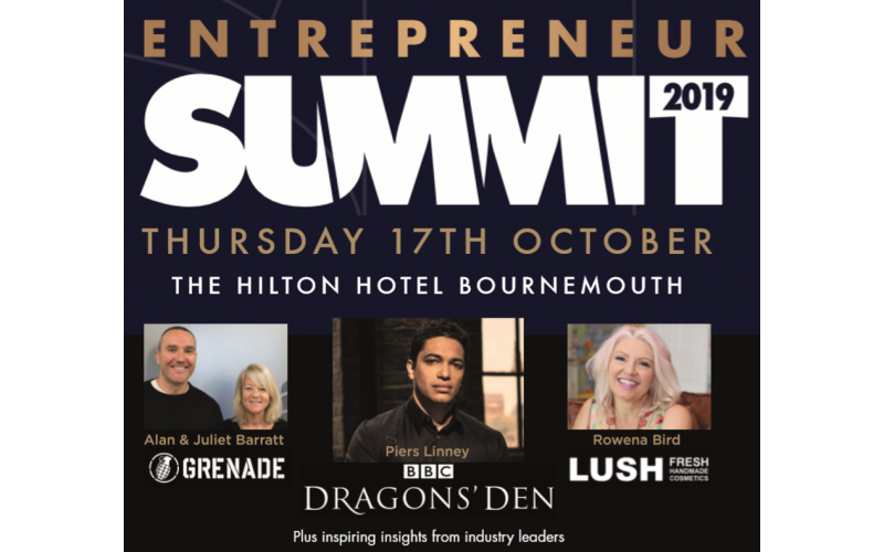 Ticket to Entrepreneur Summit 2019