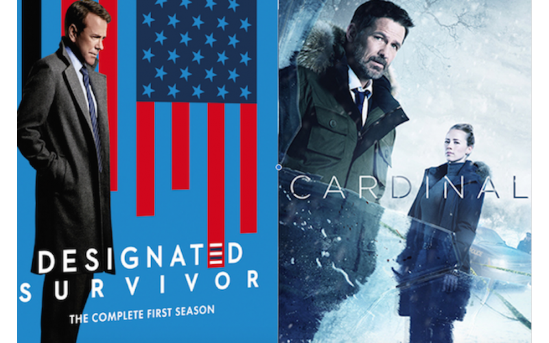 Win a copy of Cardinal and Designated Survivor