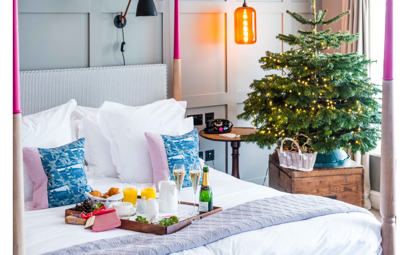 Win a Festive Escape for two to the Suffolk Coast with The Swan, Southwold